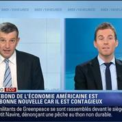 L'Édito éco de Nicolas Doze: Quid du rebond de l'économie américaine au troisième trimestre ?