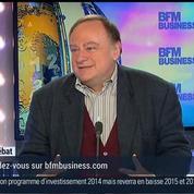 Jean-Marc Daniel: Les divisons de la SFIO de Guy Mollet en 1956