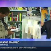 Croissance du chiffre d'affaires: le groupe Fnac franchit une nouvelle étape: Alexandre Bompard