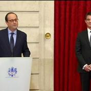 Hollande à Valls :