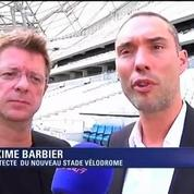 Football / Le nouveau Stade Vélodrome inauguré