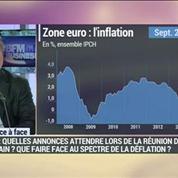 La minute de Philippe Béchade : La BCE veut-elle copier l'échec japonnais ?