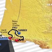 Découvrez le parcours du Tour de France 2015