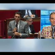 Julien Aubert (UMP) se défend : Madame la présidente, c'est la femme du président