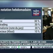 Les Talents du Trading, saison 3: Fabrice Pelosi et Alain Pitous, dans Intégrale Bourse –