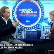 Nouvelles technologies: Ello est-il le Facebook killer ?: Alexandre Mars, dans Le Grand Journal de New York – 4/4