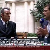 H2O AM: quelles stratégies pour accentuer les taux d'intérêts ?: Bruno Crastes –