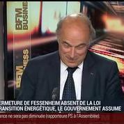 Pierre Gadonneix, ancien président directeur général d'EDF (1/3)