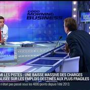 On n'a aucune mesure sérieuse pour redresser la France: Denis Payre