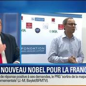 BFM Story: le prix Nobel de l'Économie 2014 attribué au Français Jean Tirole