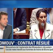 BFM Story: Ecomouv': C'est un fiasco et un incroyable gâchis, Yannick Jadot (2/2)
