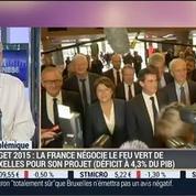 Nicolas Doze: Budget 2015: un pacte entre Paris et Berlin serait-il envisageable?