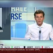 Le Club de la Bourse: Philippe Béchade, Gregori Volokhine, Jacques-Antoine Bretteil et Jérôme Vinerier