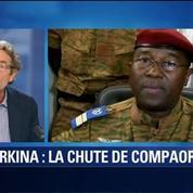 BFM Story: Burkina Faso: la chute du régime de Blaise Compaoré (1/2)