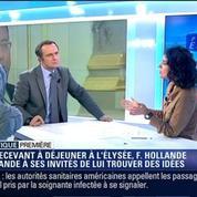 Politique Première: À mi-mandat, François Hollande est-il en manque d'idées?
