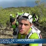 Philippe Croizon relève le défi du Grand raid de la Réunion