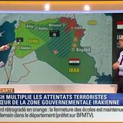 Harold à la carte: Les djihadistes de l'État islamique multiplie les attentas terroristes en Irak –