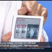 Focus sur la nouvelle étiquette électronique de Store Electronic Systems: Thierry Gadou
