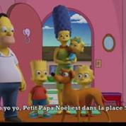 Les Simpsons en Minions et en Lego