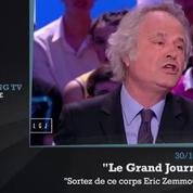 Zapping TV : Franz-Olivier Giesbert compare Natacha Polony à Eric Zemmour