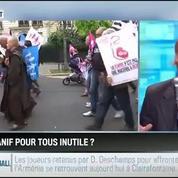 Le parti pris d'Hervé Gattegno : La Manif pour Tous ne sert plus à rien
