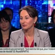 BFM Politique: L'interview de Ségolène Royal par Christophe Ono-Dit-Biot (3/6)