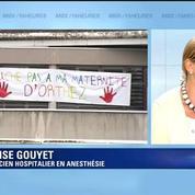 Louise Gouyet, praticien hospitalier en anesthésie, explique son métier