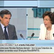 François Fillon: L'invité de Ruth Elkrief – 1/2