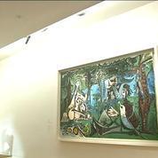 L'inauguration du musée Picasso à Paris