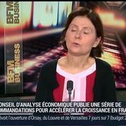 Agnès Benassy-Quéré, présidente déléguée du Conseil d'analyse économique – 2/3