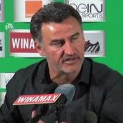 Football / Saint-Etienne provisoirement sur le podium