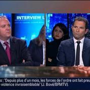 BFM Politique: L'interview de Benoît Hamon par Jérôme Béglé (3/6)