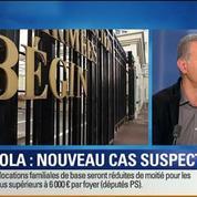 BFM Story: Faut-il rapatrier les malades d'Ebola ? –