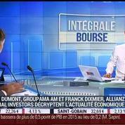 Le Club de la Bourse : Pierre-Alexis Dumont, Franck Dixmier et Nicolas Chéron –