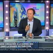Guerre des prix dans la grande distribution: C'est aux pouvoirs publics d'assumer leurs responsabilités!: Michel-Édouard Leclerc