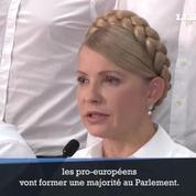 Le bloc proeuropéen remporte largement les législatives en Ukraine
