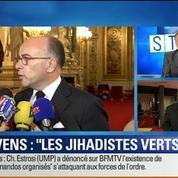 BFM Story: Drame de Sivens: Christian Estrosi dénonce une existence de commandos organisés s'attaquant aux forces de l'ordre
