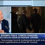 Georges-Marc Benamou: L'invité de Ruth Elkrief