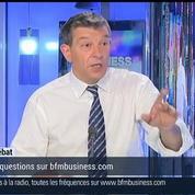Nicolas Doze: Baisse des marchés: les investisseurs sont-ils déçus du discours de Mario Draghi ?