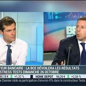 Focus sur le secteur bancaire à quelques jours du résultat des stress tests : David Benamou