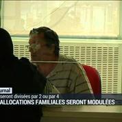 Modulations des allocations familiales : jusqu'à une division par quatre !