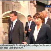 20H Politique: François Hollande à Angoulême: je suis toujours là –