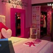 Découvrez la première chambre d'hôtel entièrement dédiée à Barbie