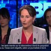 BFM Politique: Ségolène Royal face à Nathalie Kosciusko-Morizet (4/5) –