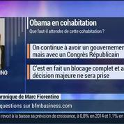 Marc Fiorentino: Elections de mi-mandat aux Etats-Unis: Les politiques qui ne peuvent plus gouverner, c'est fantastique !