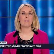 Sharon Stone sera la nouvelle égérie d'Afflelou: Frank Tapiro, Valéry Pothain et Anthony Babkine (1/2)