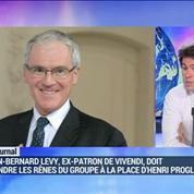 Jean-Bernard Lévy s'apprête à prendre les rênes d'EDF