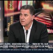 Thierry Chassagne, président de Warner Music France (1/3)