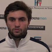 Tennis / Coupe Davis : Simon remplaçant… pour l'instant
