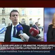 Geoffroy Roux de Bézieux, vice-président du Medef (1/3) –